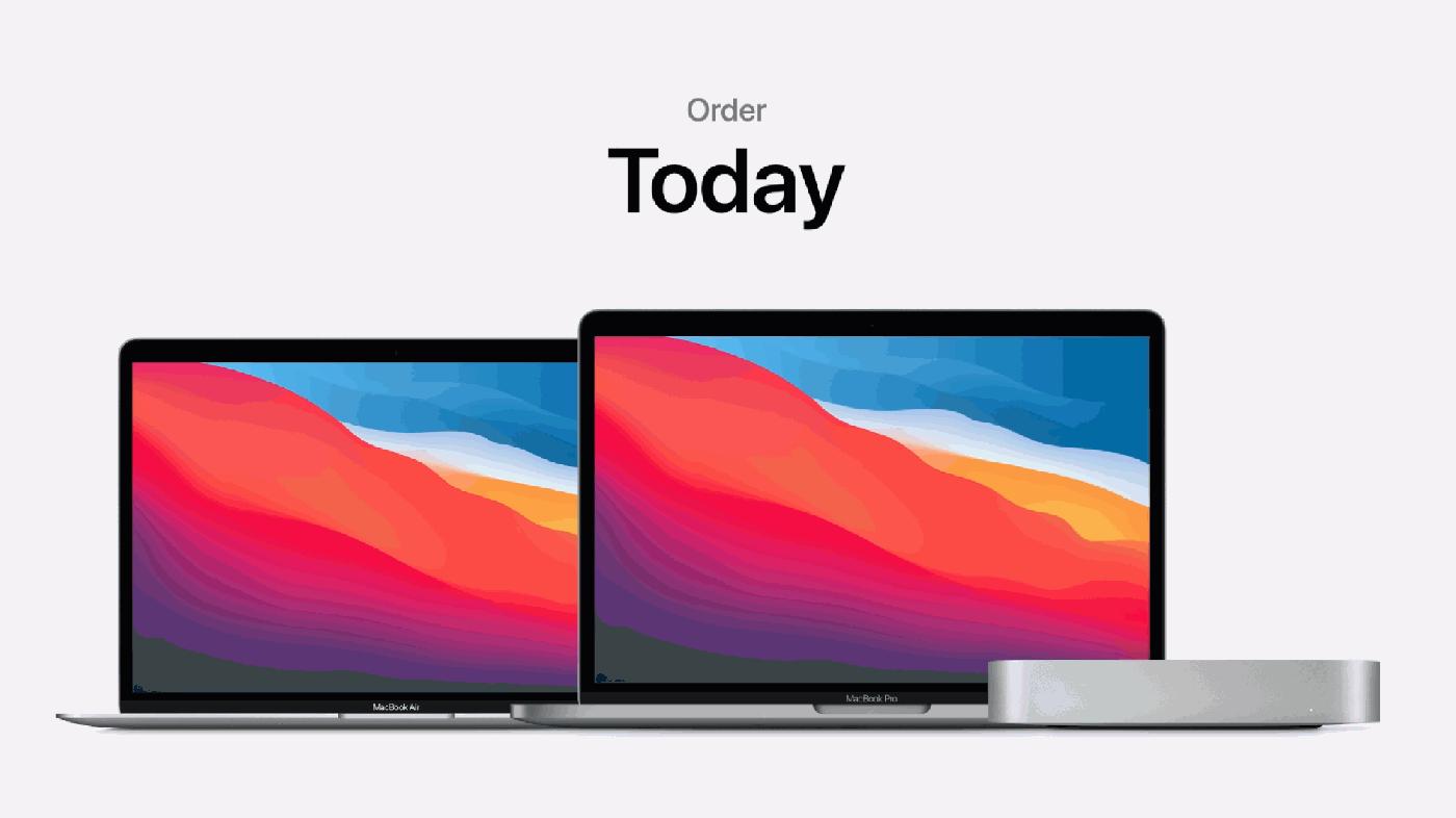 MacBook Pro/Air、Mac mini價位規格一次看!搭載蘋果M1晶片,高效能+入門級售價搶攻年底購物季