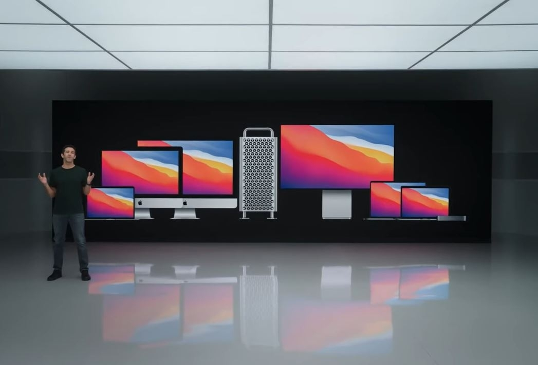 掰了合作15年的Intel,蘋果端出3款Arm架構Mac新機!微軟Surface反成最大贏家?
