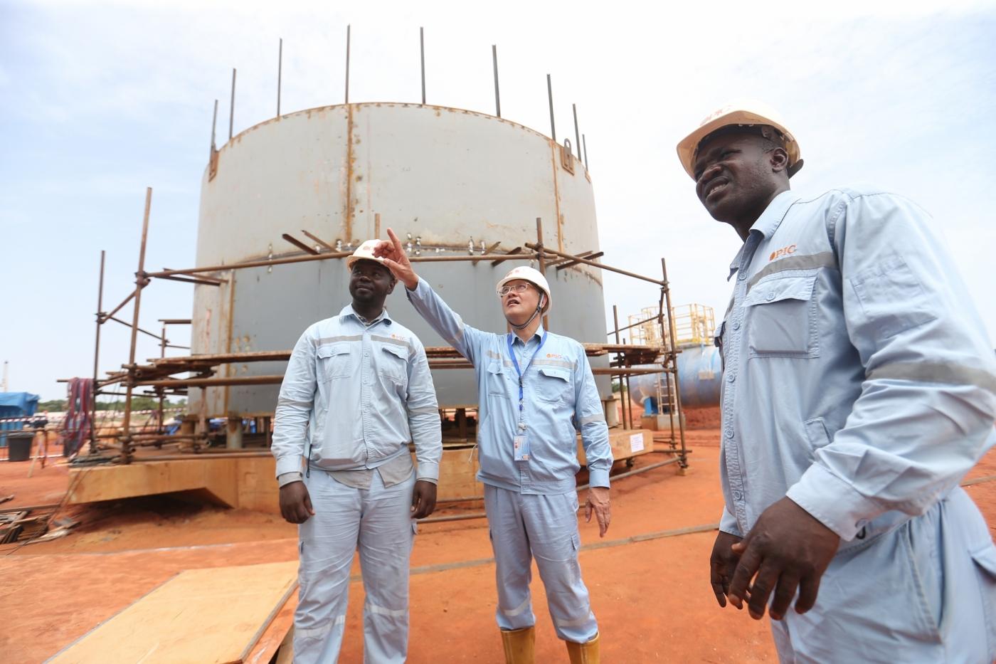中油在非洲挖到石油、年底運回近百萬桶!礦區經營權為何引發爭議?