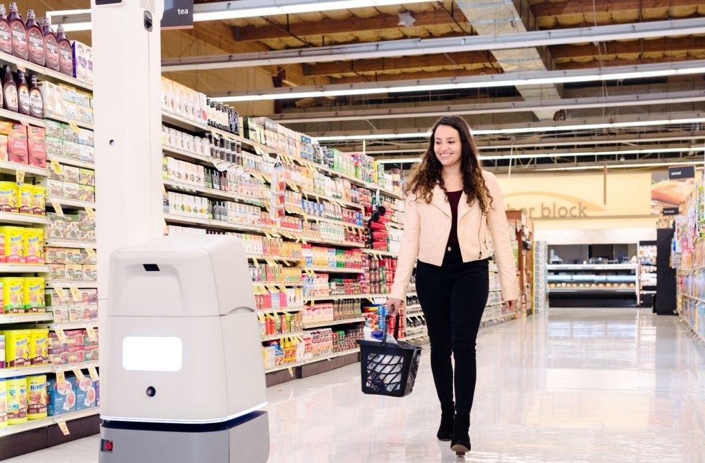 人類還是贏了!沃爾瑪終止以機器人追蹤庫存,零售巨擘的動作意味著什麼?