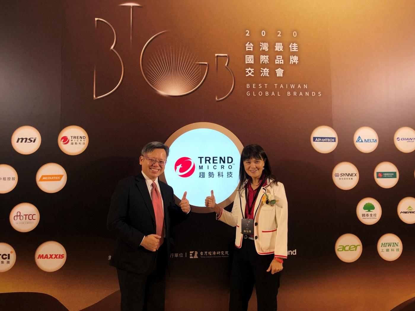 台灣25大國際品牌揭曉,資安、健康品牌大爆發!誰擠下蟬聯7年的華碩奪冠?