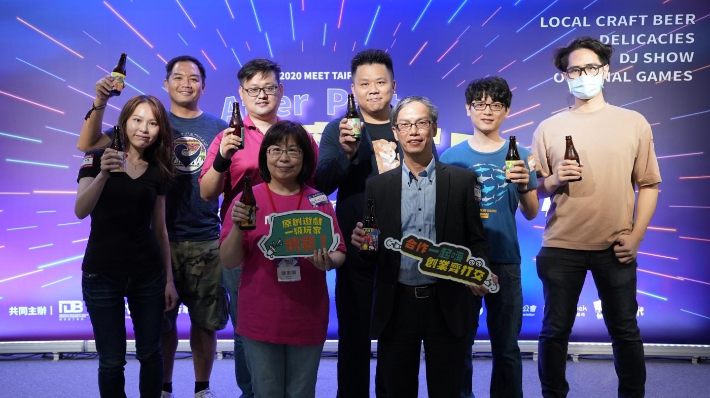 臺灣原創遊戲驚豔創業家!六支團隊齊聚digiBlock,串起全新人脈鏈結