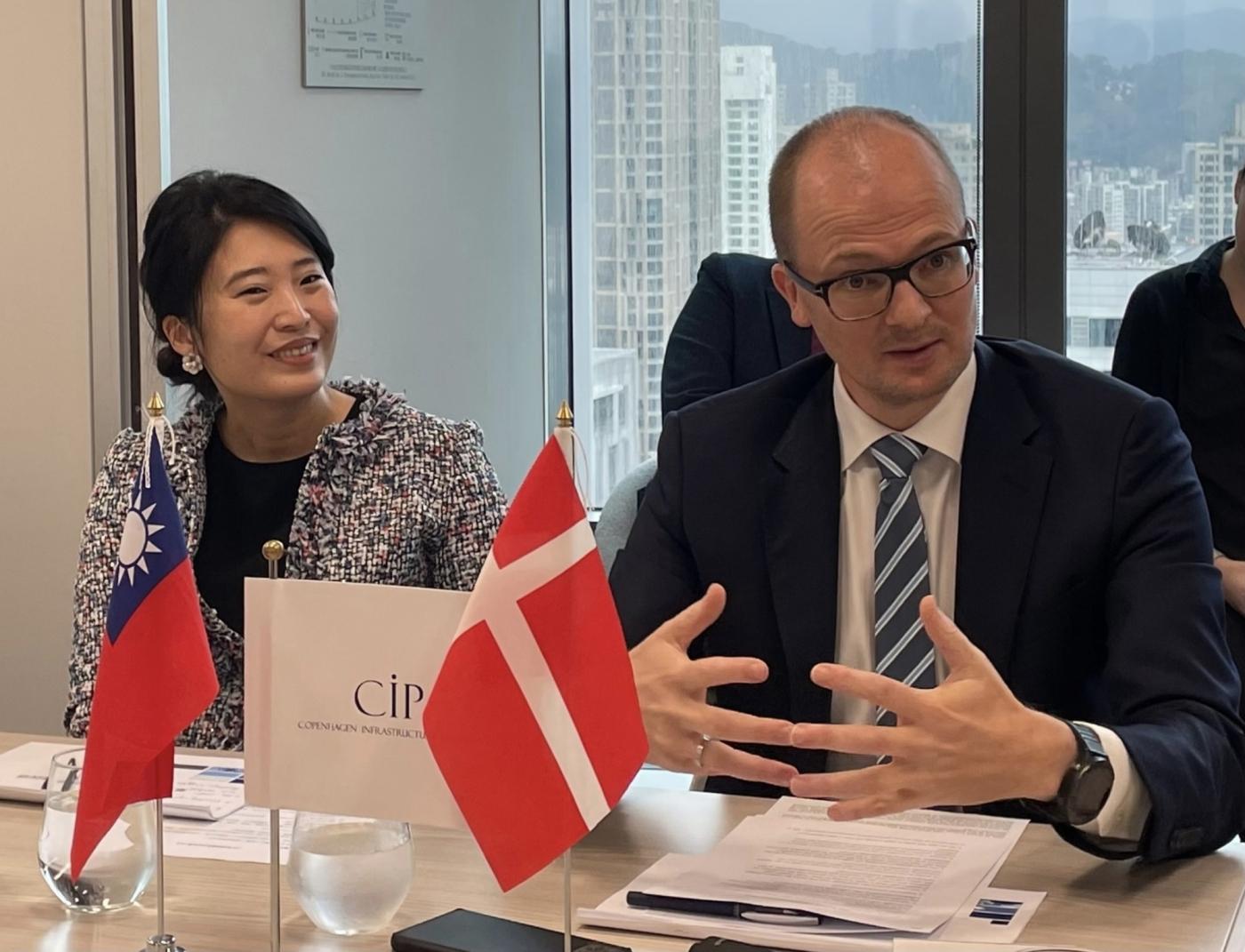 丹麥風電商CIP曝6處新離岸風場計畫,CEO為何倡議推浮動式風機?