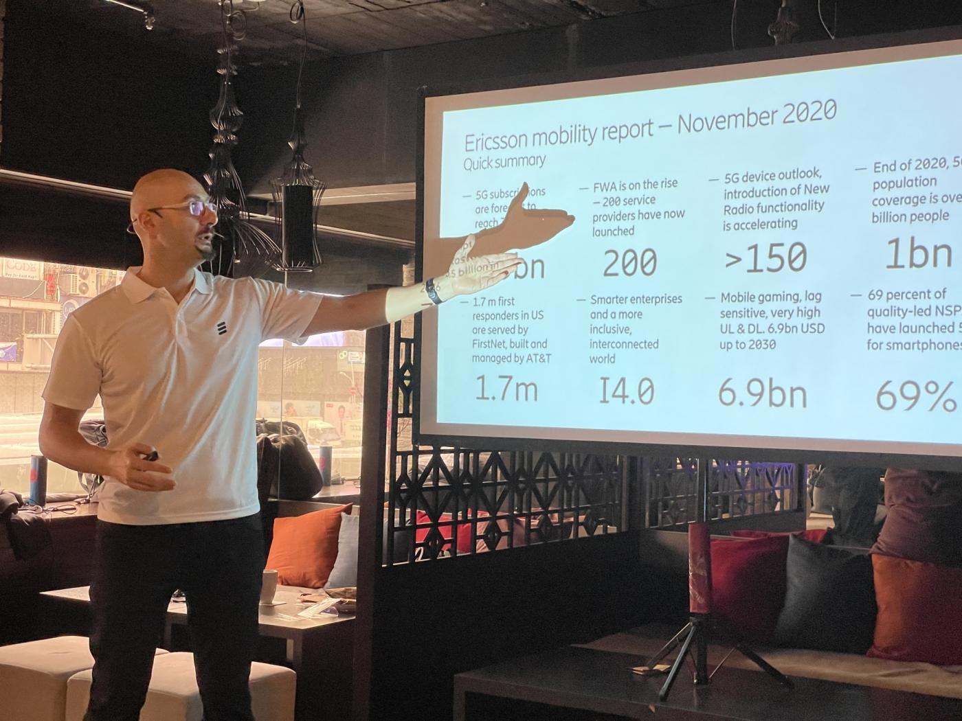 感受不到5G熱潮?愛立信報告:6年後全球用戶增加至35億,這個國家佔8成