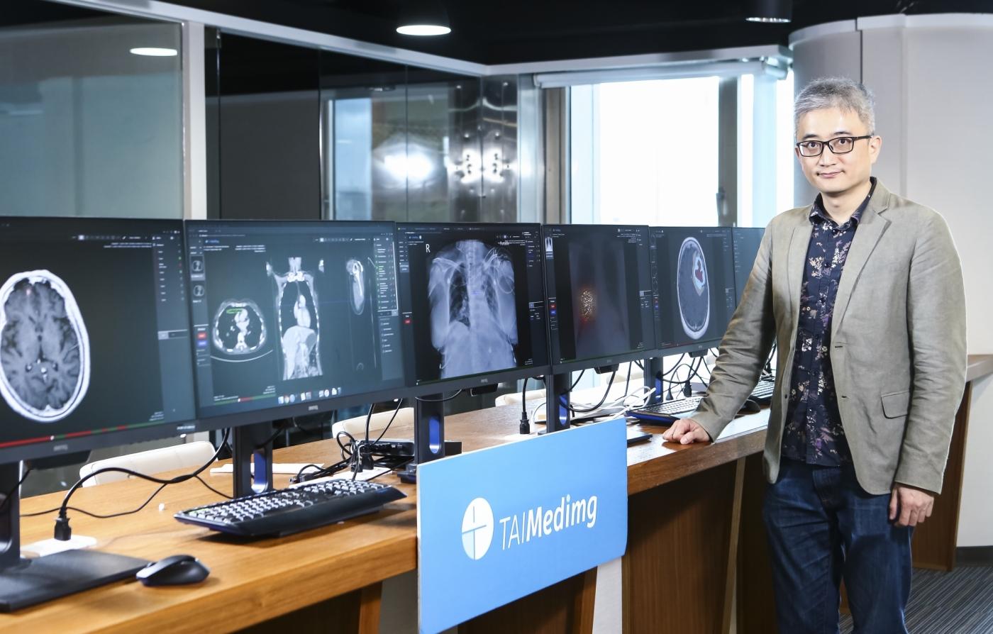 杜奕瑾投入智慧醫療新戰場!他如何預測帕金森氏症高風險患者?