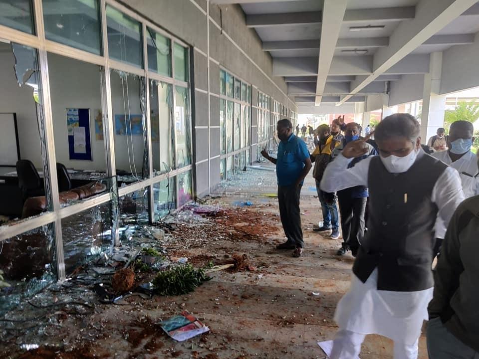 損失2億元內!緯創印度最大iPhone工廠遭百名入侵者暴力破壞,官方聲明:儘速復工,保障員工