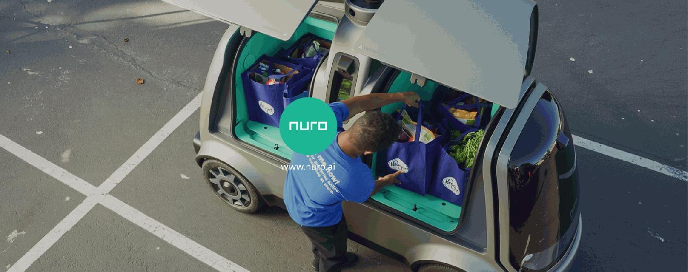 自駕車送食物到家!Nuro率先在加州提供外送服務,反而能增加就業機會?