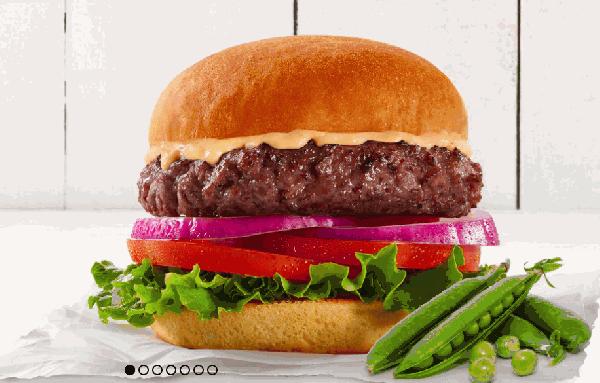 圖1-Beyond-Burger先進軍連鎖速食餐廳,台灣有摩斯漢堡和TGI-Fridays。圖片來源