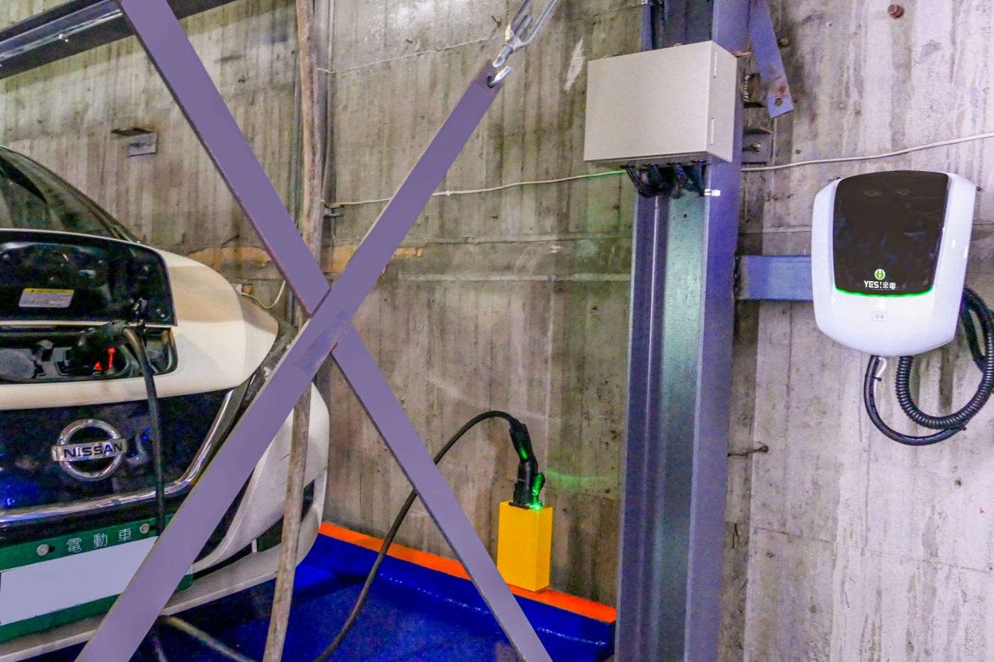 裕電能源打造全台首座「機械充電車位」!停車位會移動,有哪些難題要克服?