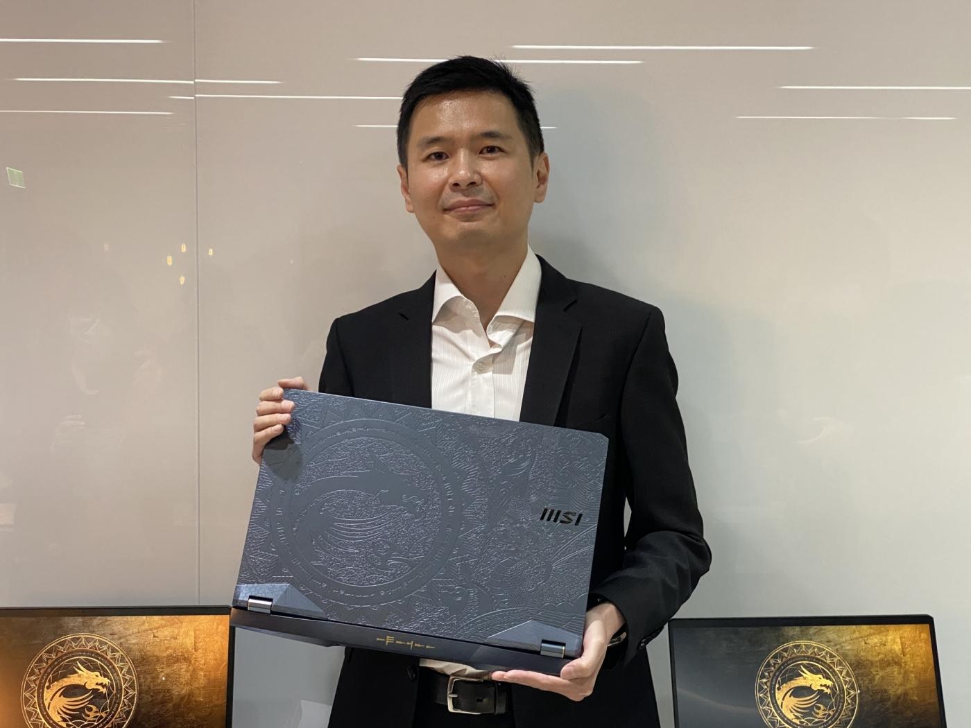 【CES 2021】放話不缺貨、產品最多!微星搶當電競霸主為何重押英特爾配NVIDIA