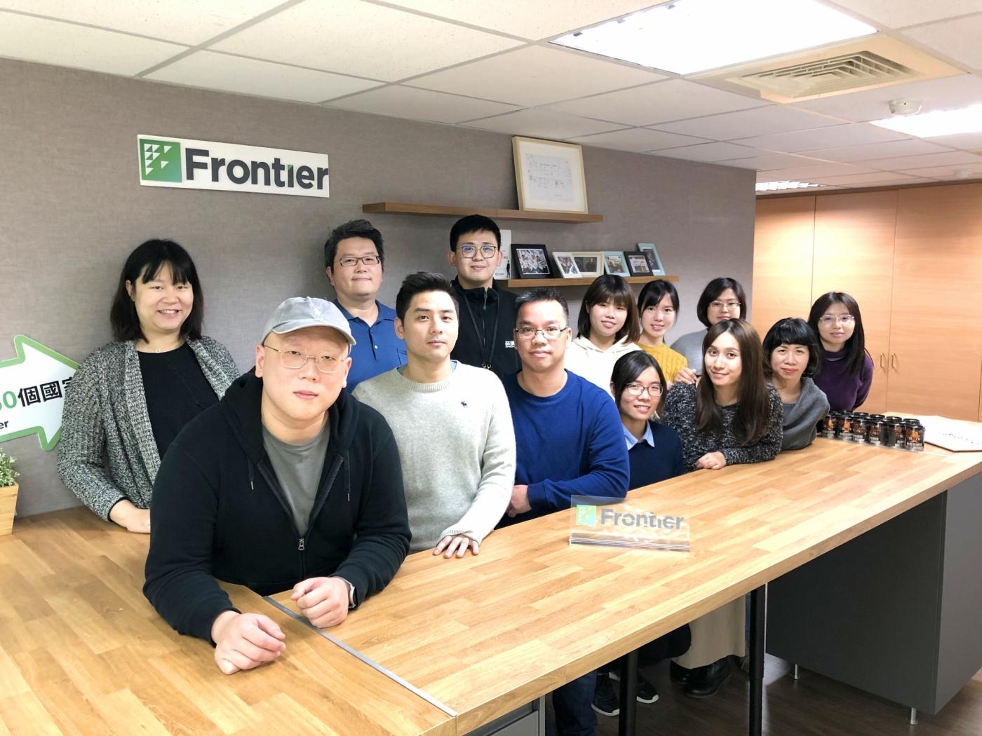 專訪臺灣通用紡織科技(Frontier)創辦人趙均埔:只要3美金,台灣紡織廠就能快速開發海外訂單!
