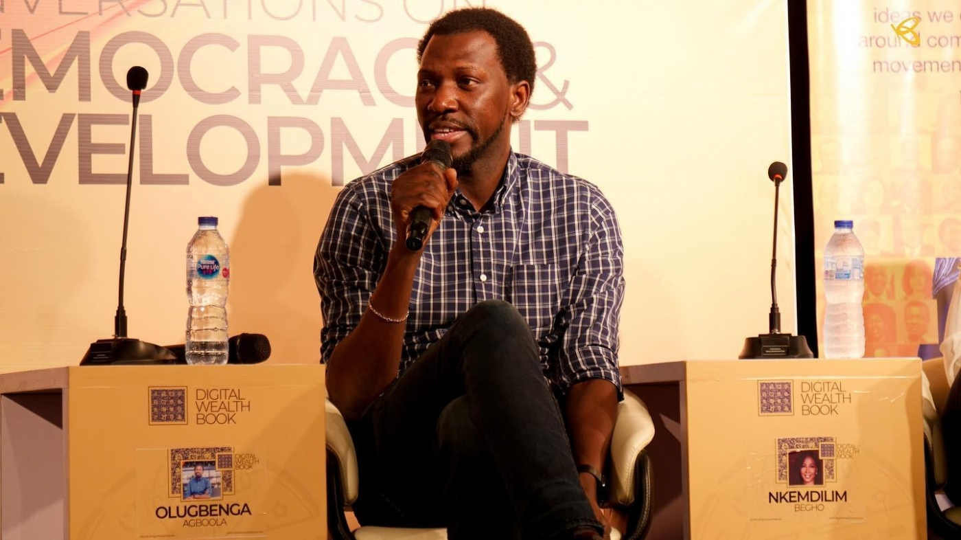 曾在PayPal、Google風光,他卻選擇回非洲老家創業!如何靠Fintech幫助在地企業?