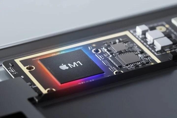 端出M1晶片的蘋果,為Mac帶來一場全面升級!英特爾、AMD只能瑟瑟發抖?