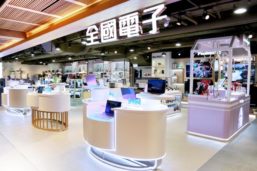 全國電子Digital City誠品生活板橋店