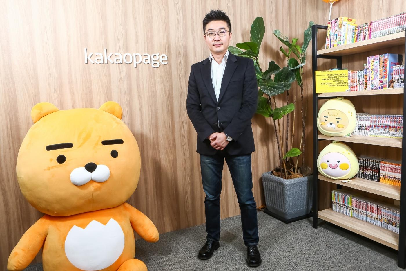 打造爆款IP《梨泰院Class》,韓國Kakao Page進軍台灣!但盜版猖獗的網漫市場如何突圍?