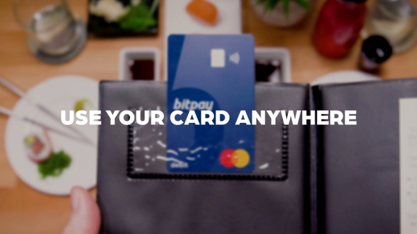 Use Your Card Anywhere