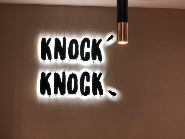 Knock Knock 咖啡