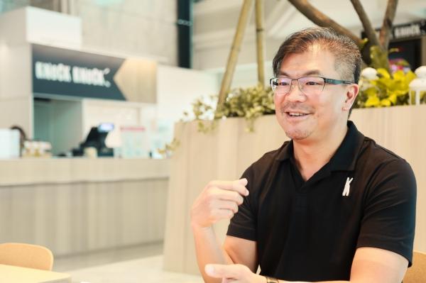 汪群凱_Knock Knock Coffee創辦人_光泉牧場副董事長