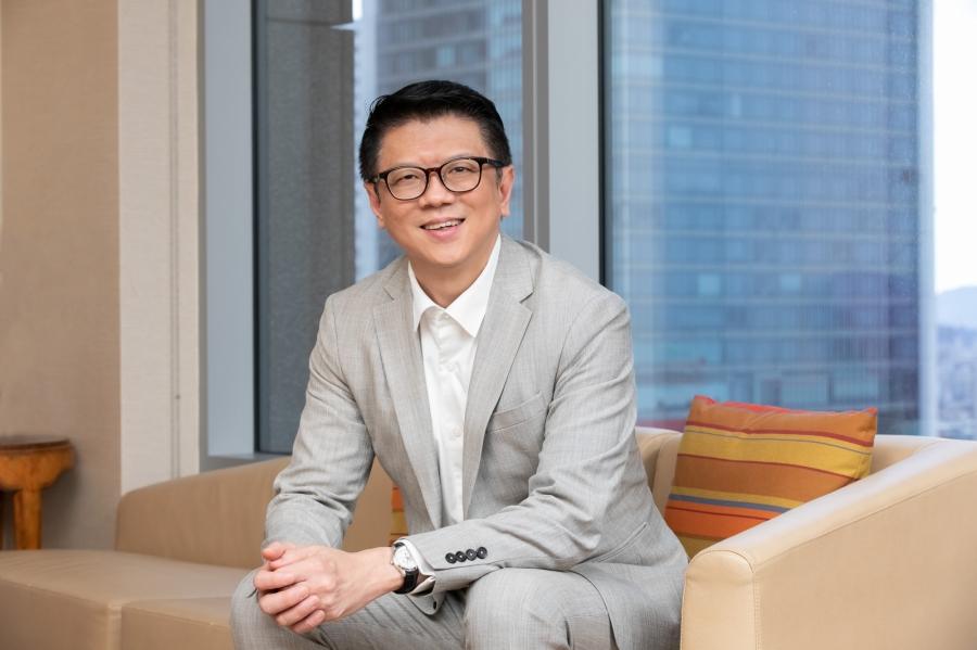 星展銀行(台灣)總經理林鑫川