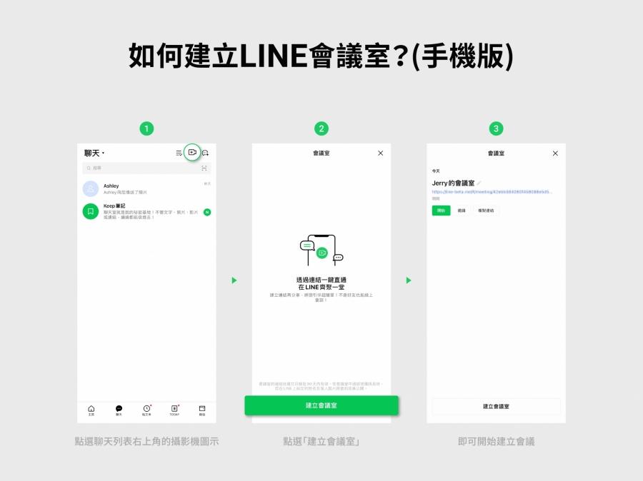 LINE 會議