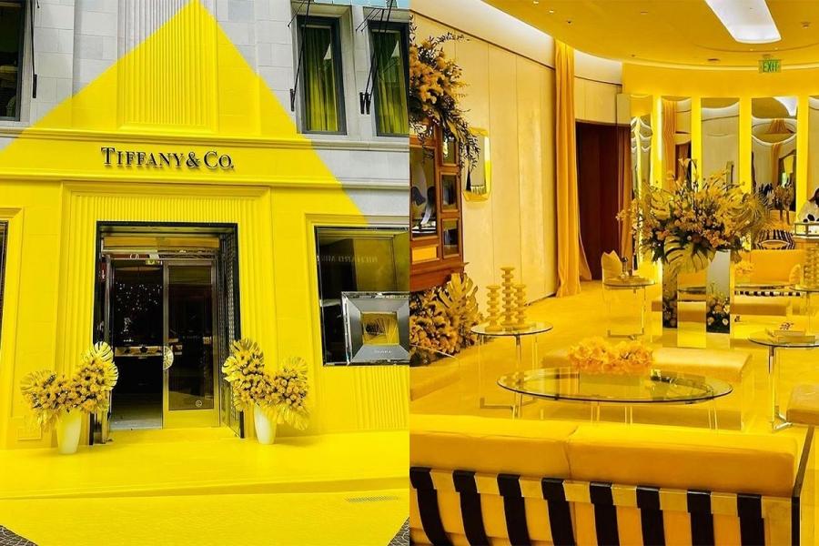 Tiffany Yellow