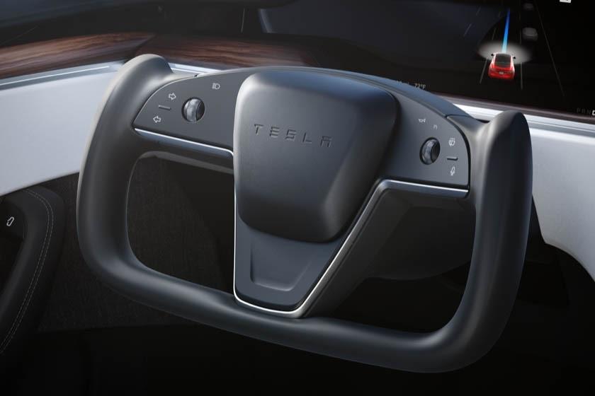 特斯拉 Model S Plaid