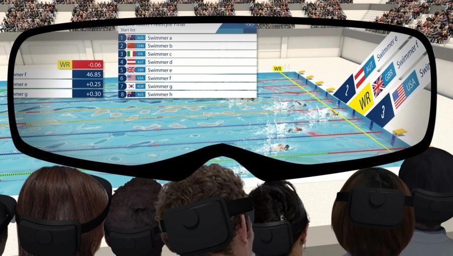東京奧運採用 5G 技術提升觀眾觀看體驗