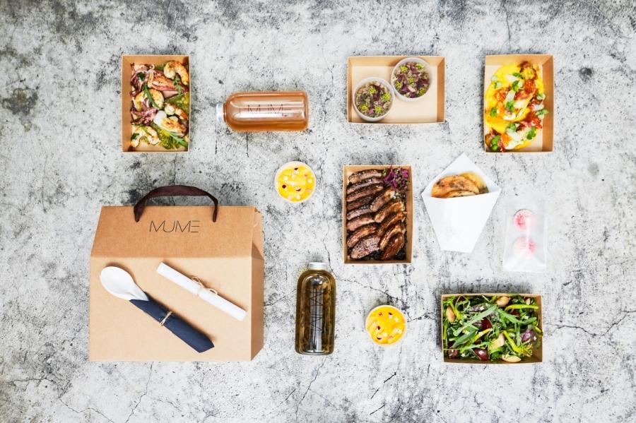 LINE TAXI 與 Foodie Amber 合作推出「享饗送」服務
