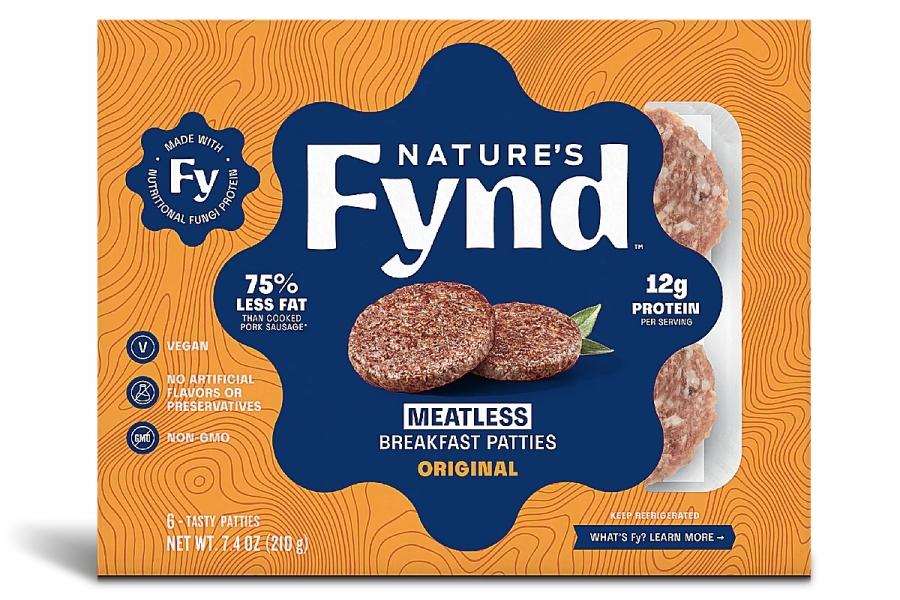 Nature's Fynd 無肉漢堡排