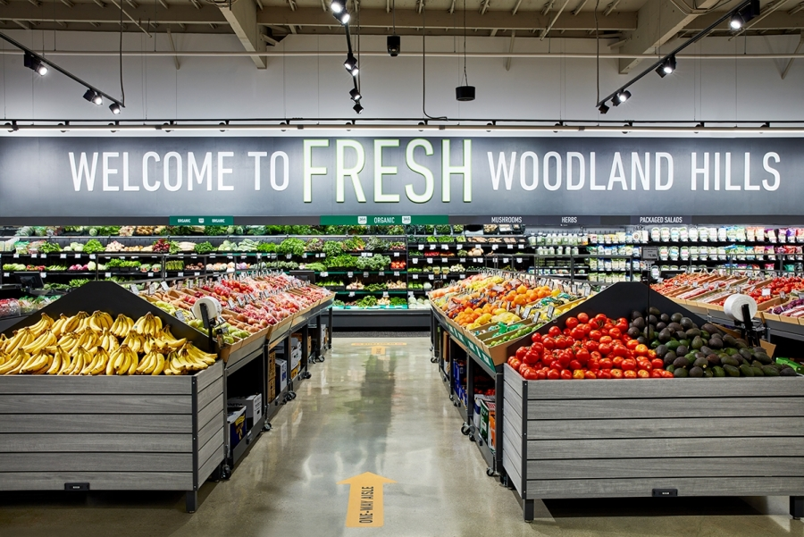 Amazon Fresh Woodland Hills
