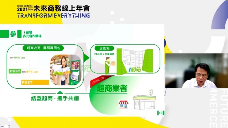 中華郵政i郵箱
