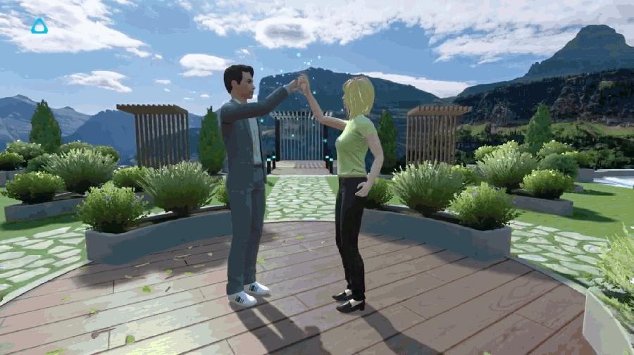 VR共享空間