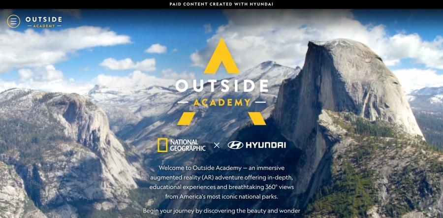Outside Academy