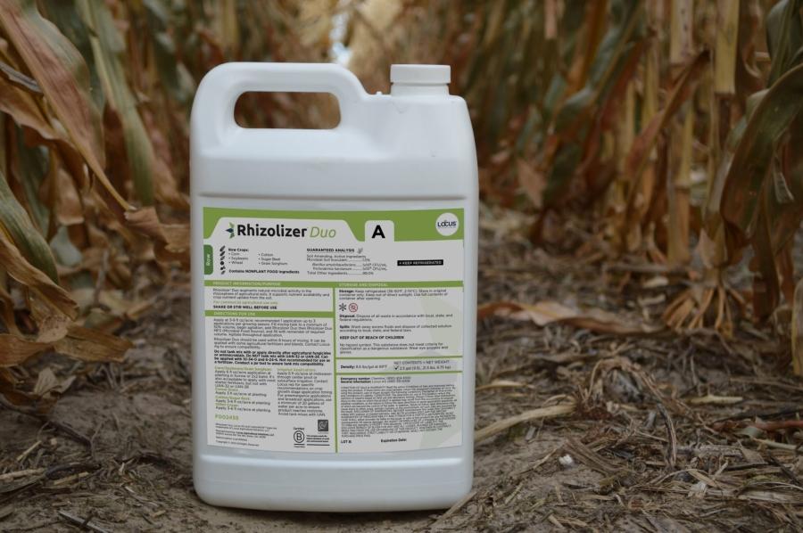 Locus Agricultural Solutions 微生物土壤液 Rhizolizer Duo