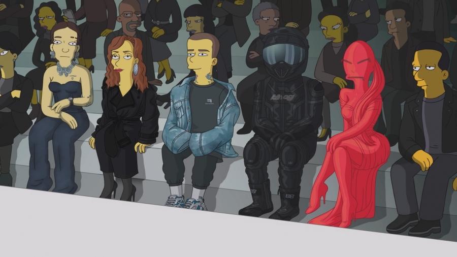 《辛普森家庭》特別劇集《The Simpsons|Balenciaga》