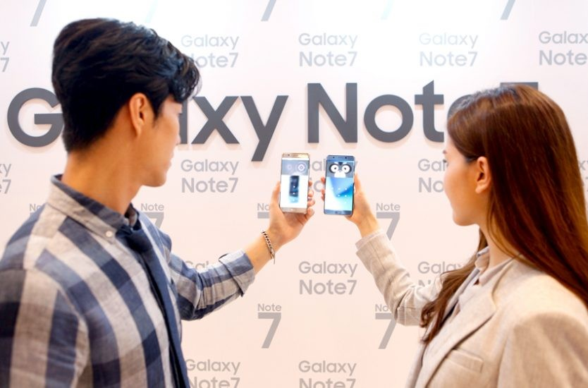 三星 Galaxy Note 7 問題分析出爐,CEO 鄭重道歉