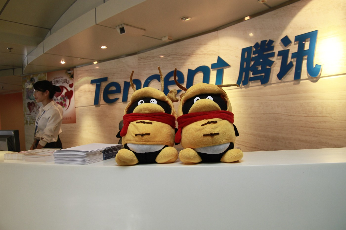 騰訊音樂市值漲破6千億元、中國遊戲版號再發,企鵝帝國的春天來了?