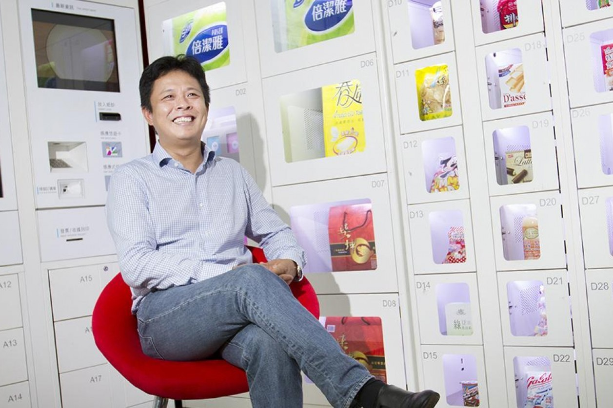 [專訪] 快取寶首席執行長孫岳澤:產業本來就要升級,我們的出現是為了優化超商