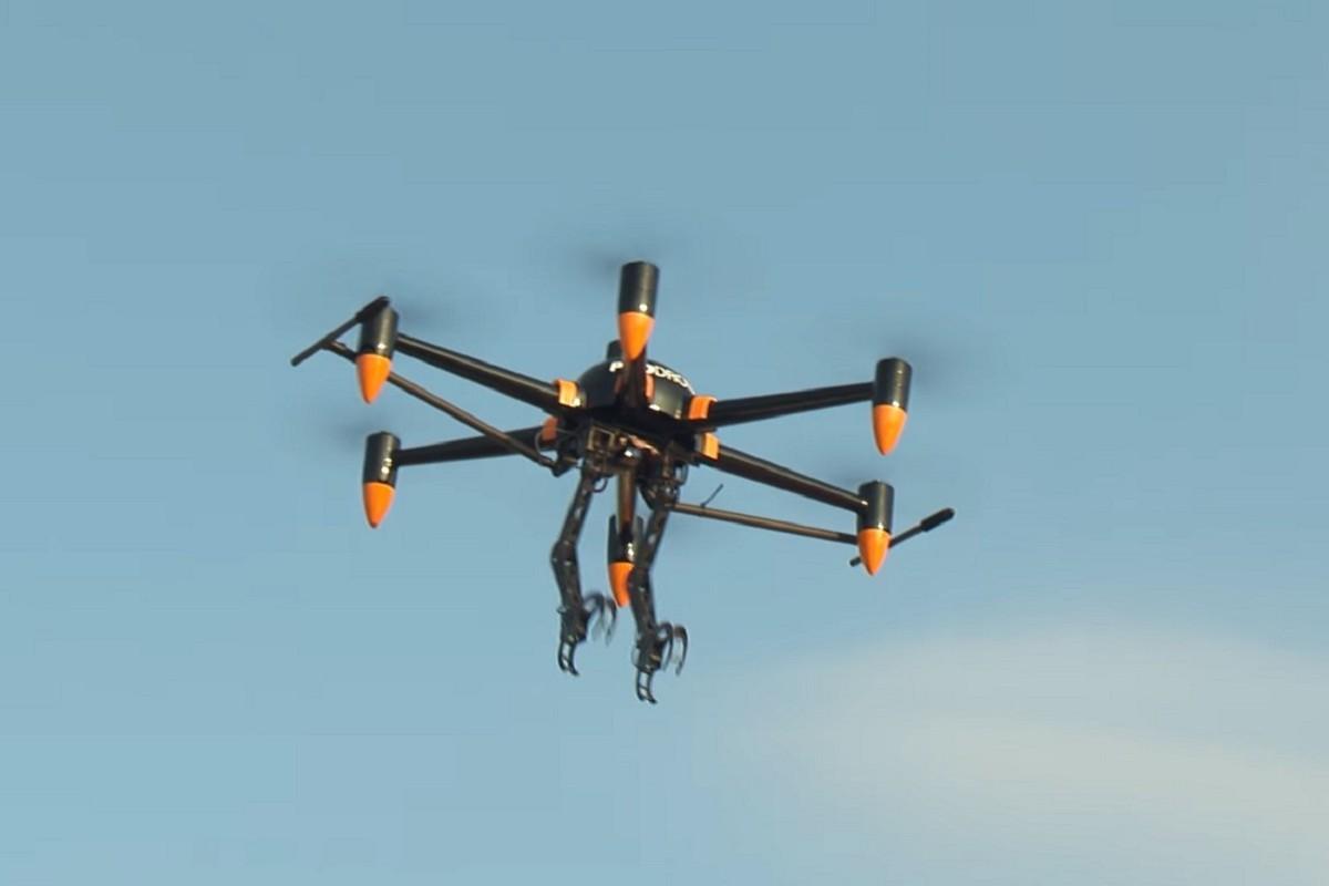 蘋果用來追趕Google地圖的秘密武器:無人機