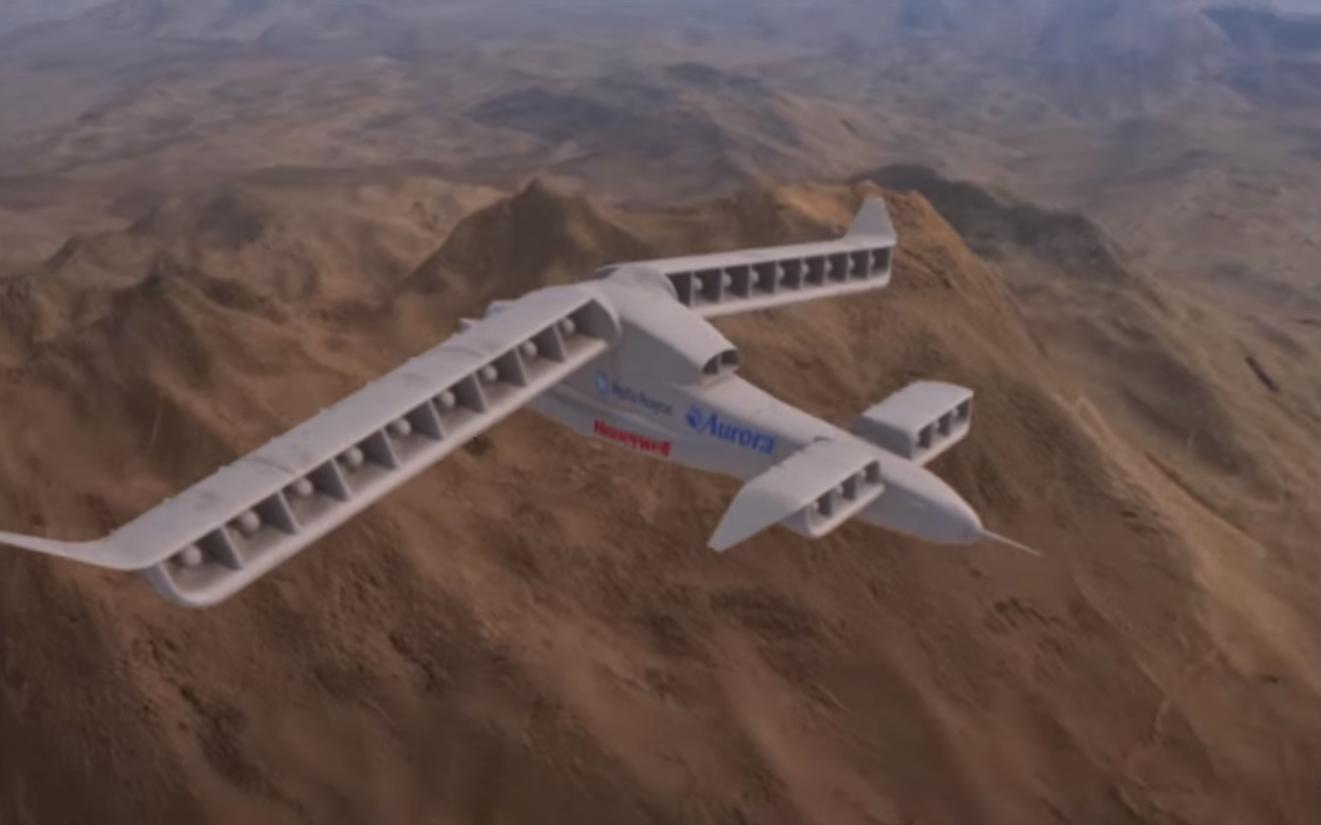 Uber野心從地面到空中!正在研發可垂直起降的飛機,解決交通堵塞