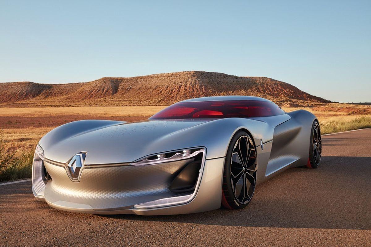終極殺陣續集等十年!雷諾電動概念車問世|數位時代