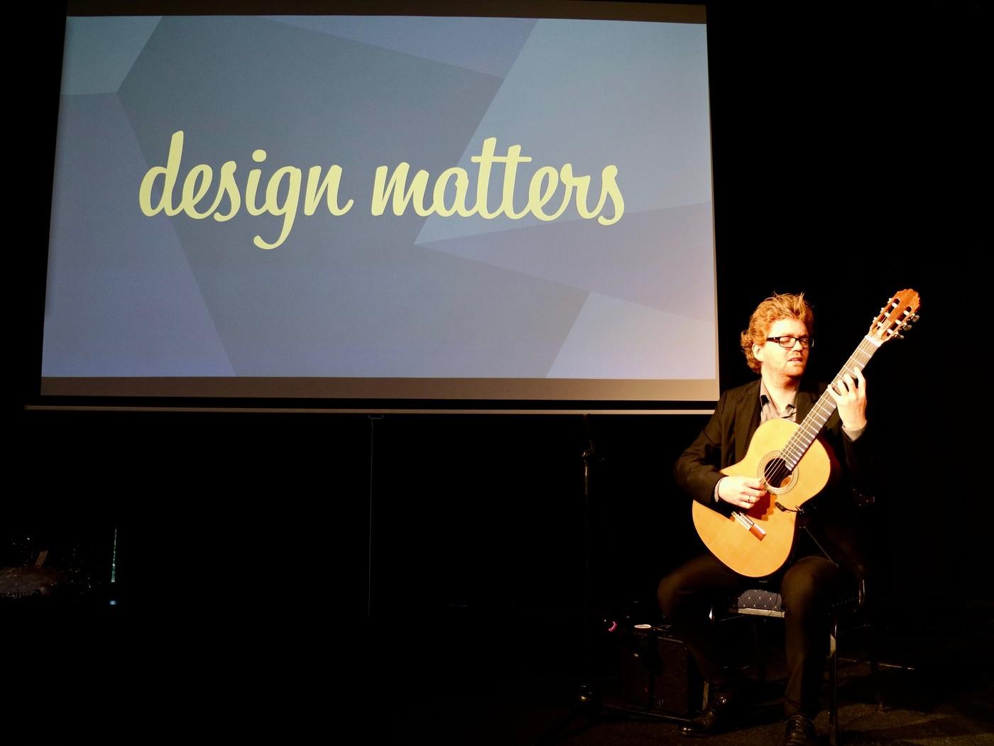 [丹麥現場] 在Design Matters數位設計年會,快樂的探討人性化設計