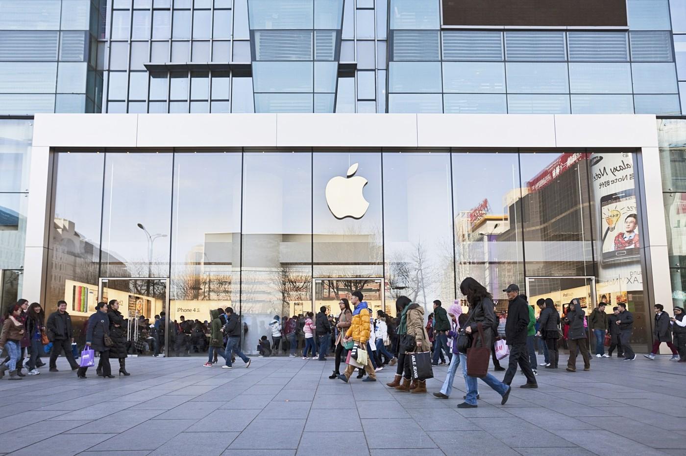 徐旭東證實:蘋果在台首間直營「旗艦店」將於大遠百 A13 館開幕