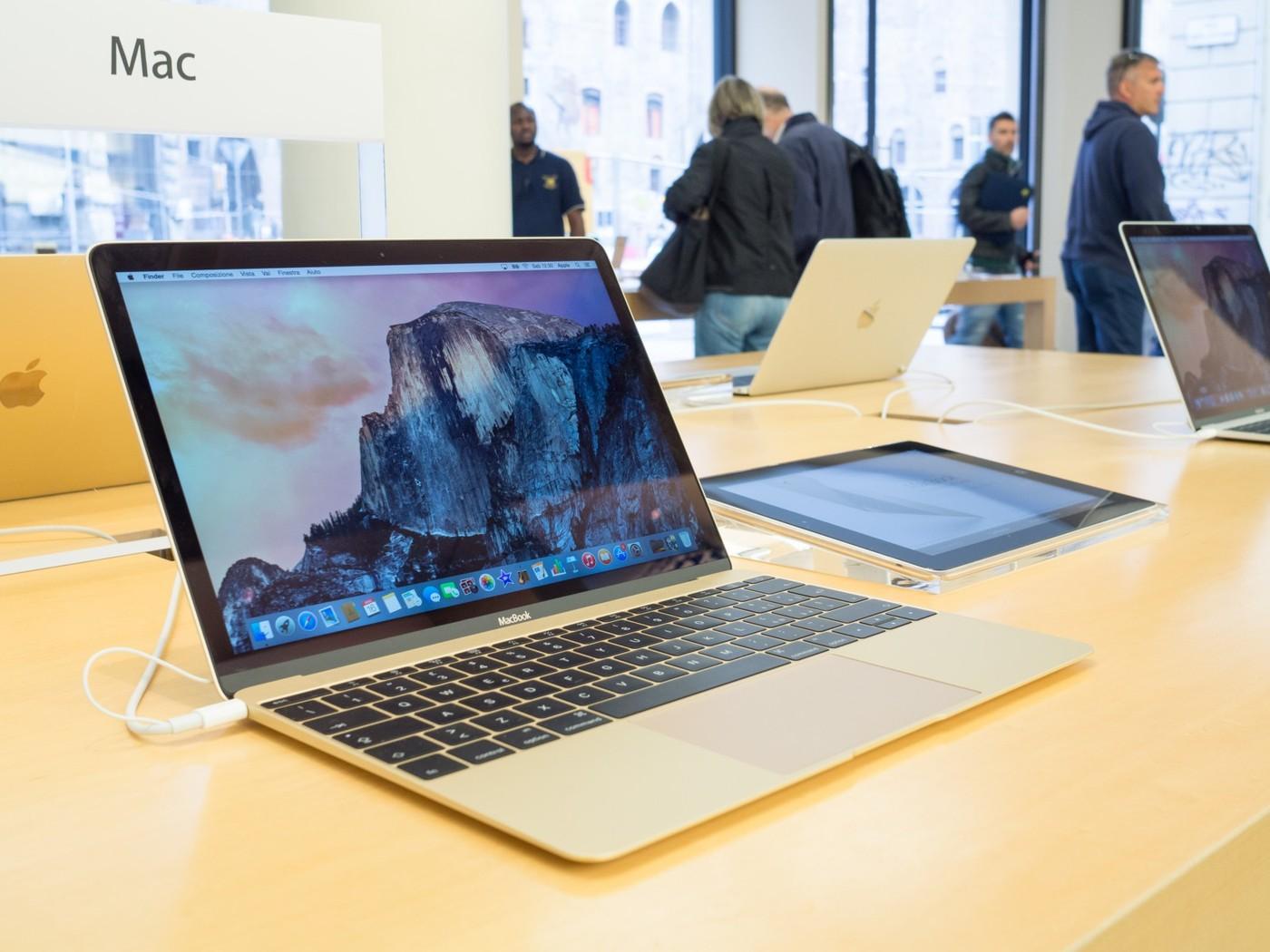 全球PC出貨連八季萎縮,蘋果Mac重摔、華碩逆勢成長