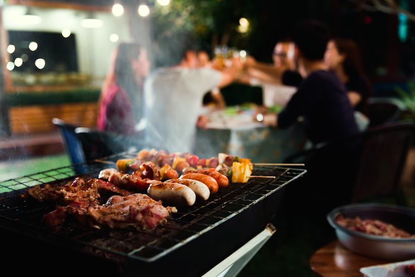 中秋節烤肉去,五種烤肉發明解決烤肉麻煩事