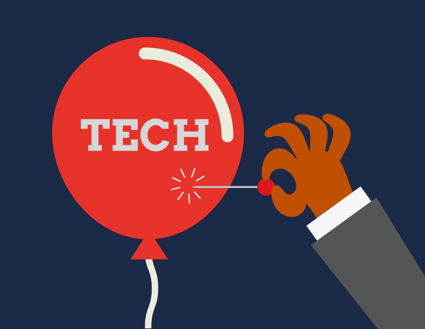 [蕭瑟寡人] 未來兩年的五個科技泡沫