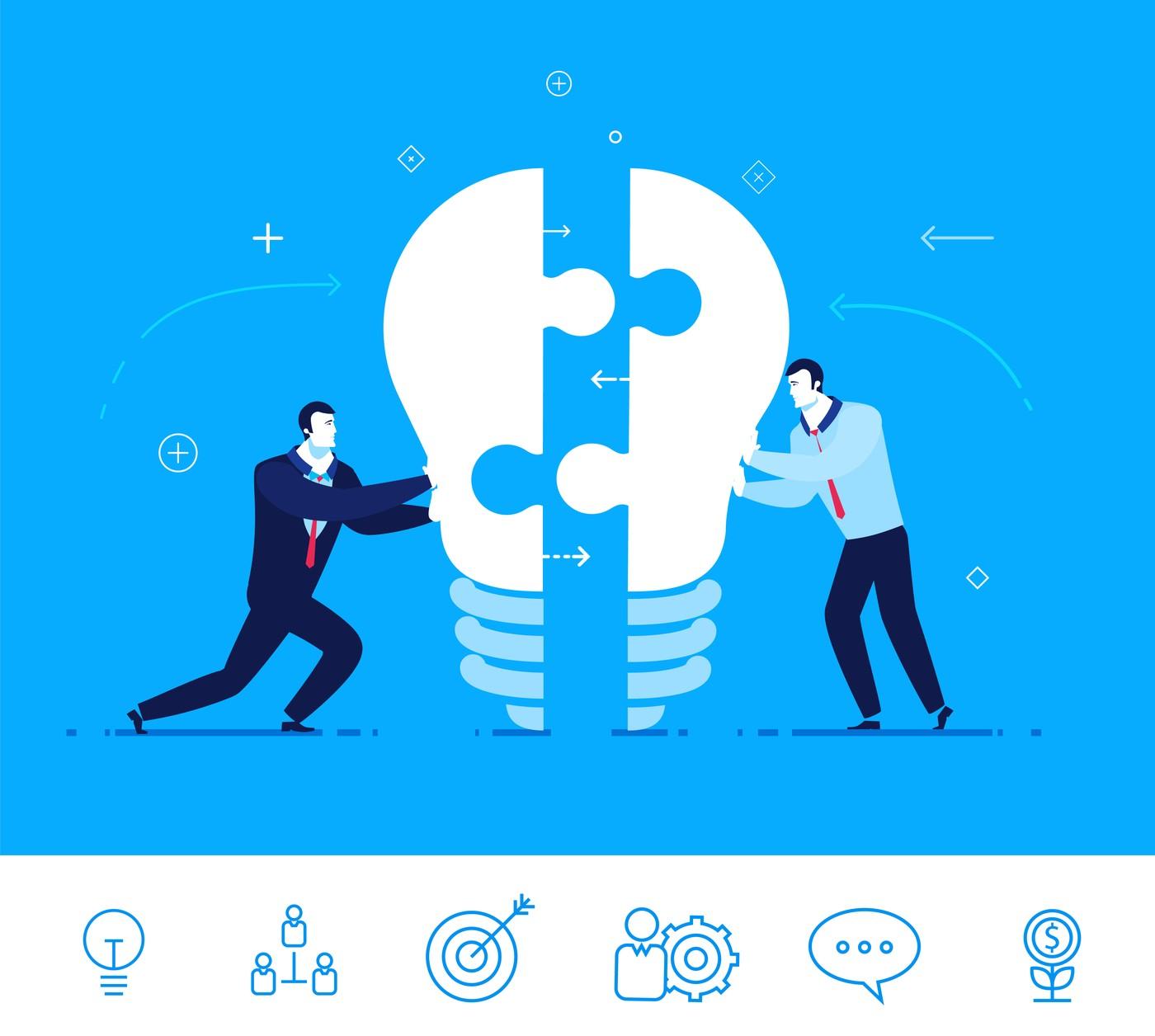 [朱宜振] 放下包袱!企業如何透過新創公司的方法來創新?